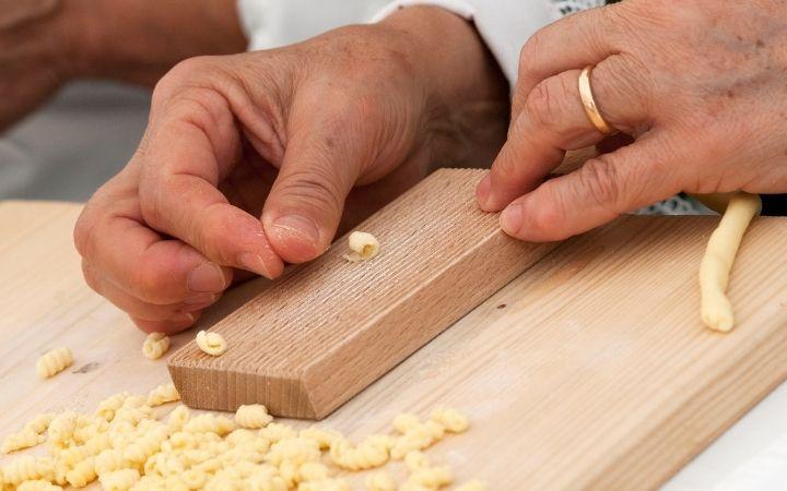 Malloreddus board, Malloreddus a Typical Sardinian Food - The Proud Italian