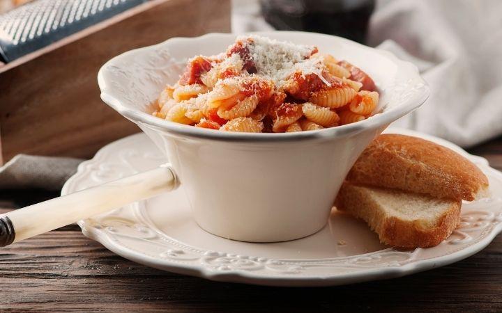 Malloreddus dish, recipe, Malloreddus a Typical Sardinian Food - The Proud Italian