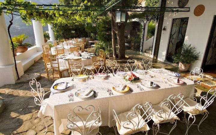 Outdoor Italian Wedding, Malloreddus a Typical Sardinian Food - The Proud Italian