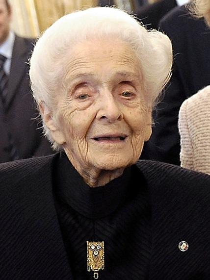 Rita Levi Montalcini, Famous Italian Women Who Changed History - The Proud Italian