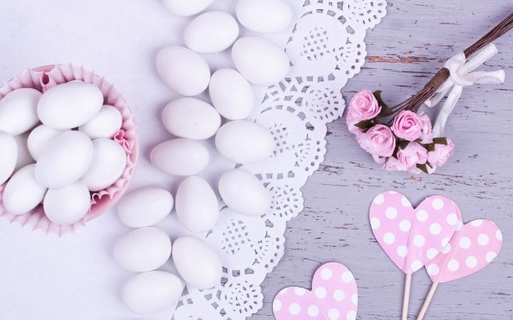 Sugar coated almond candy, Italian Wedding Cookies and How To Make Them - The Proud Italian