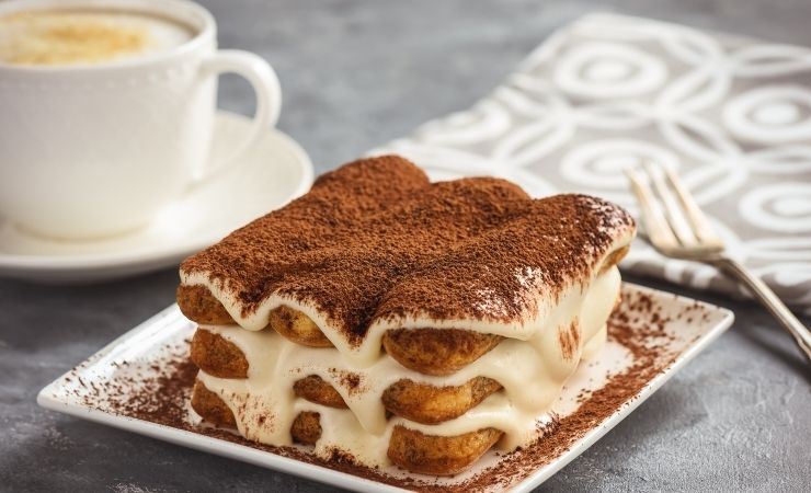 Tiramisu, Your Favorite Easy to make Italian Desserts - The Proud Italian