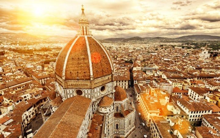 Florence, Italian Art and the Renaissance - The Proud Italian