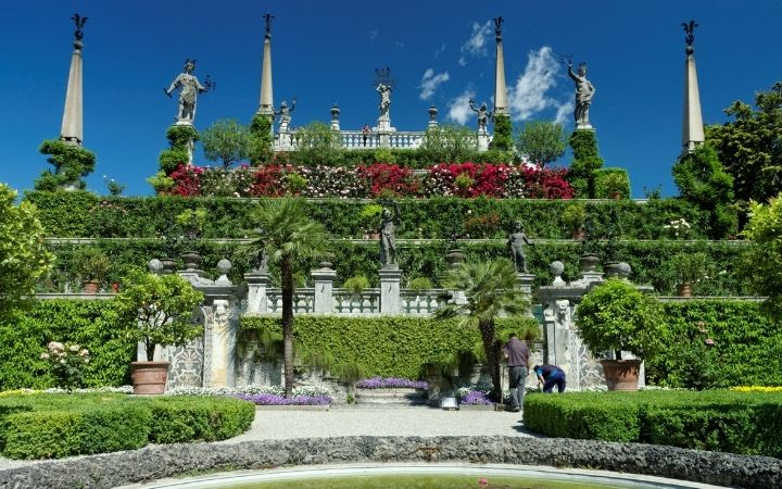 Isola Bella Gardens, The Top 10 Italian Gardens to Visit on your Next Trip - The Proud Italian