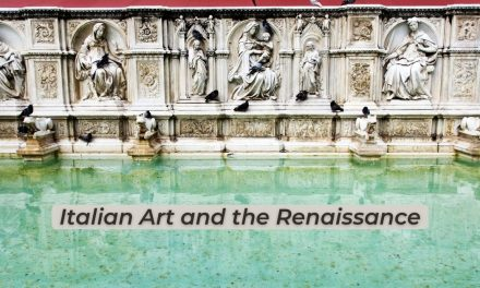 Italian Art and the Renaissance