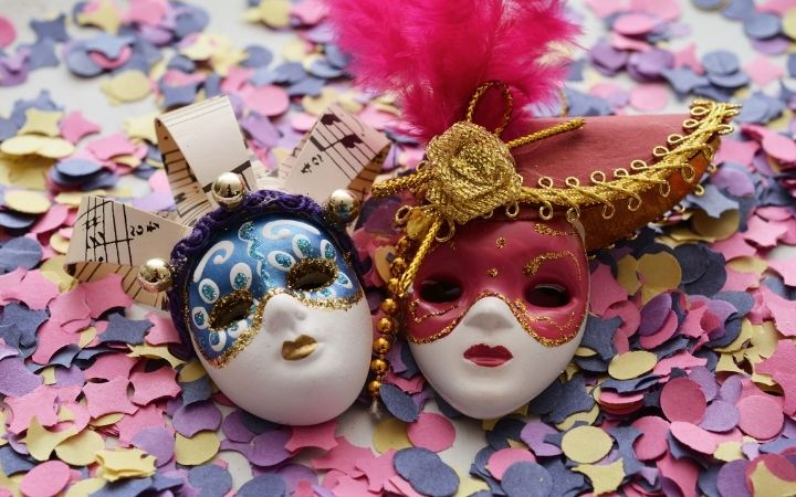 Masks for the Venice Carnival, Why you need to plan your next trip to the Venice Carnival - The Proud Italian