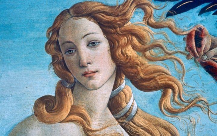 The Birth of Venus by Sandro Botticelli, Italian Art and the Renaissance - The Proud Italian