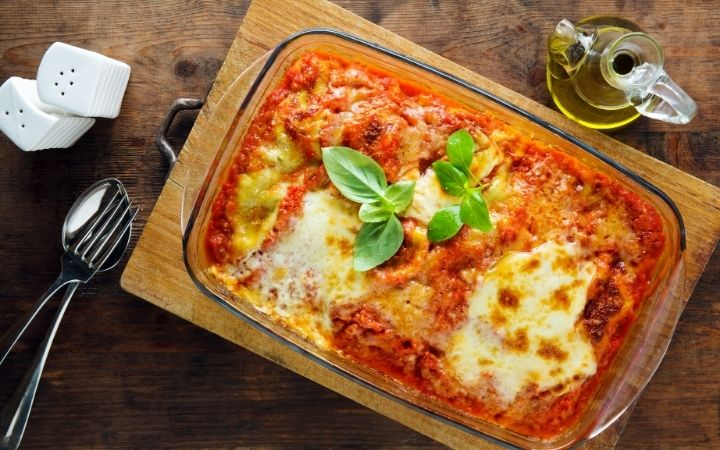 Baked lasagna, Who Brought Pasta to Italy - The Proud Italian