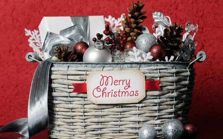 Christmas basket, Italian Gift Baskets for Christmas - The Proud Italian