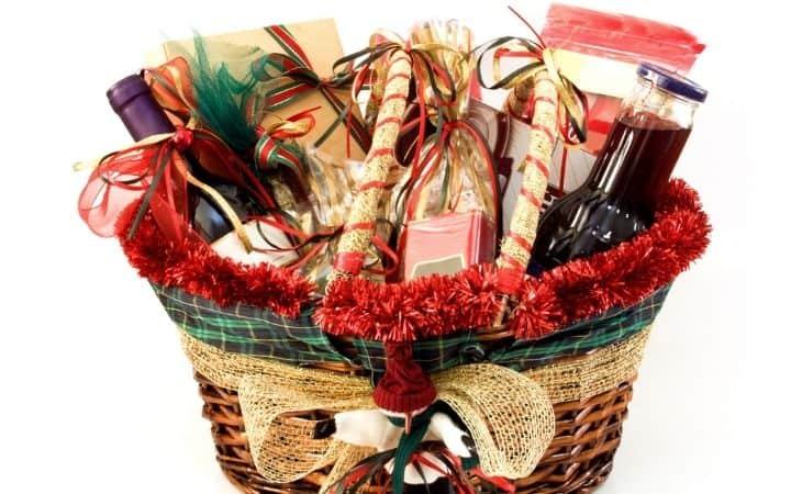 Christmas gift basket, Italian Gift Baskets for Christmas - The Proud Italian