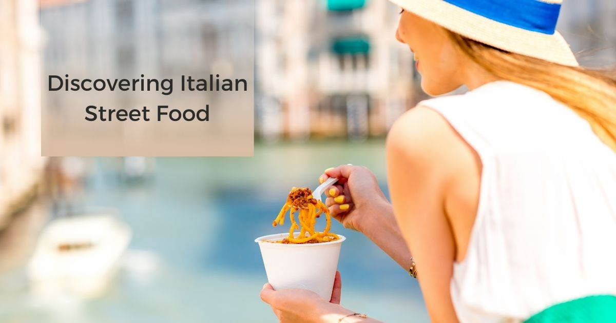 Discovering Italian Street Food