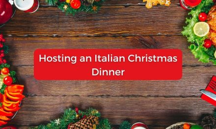 Hosting an Italian Christmas Dinner
