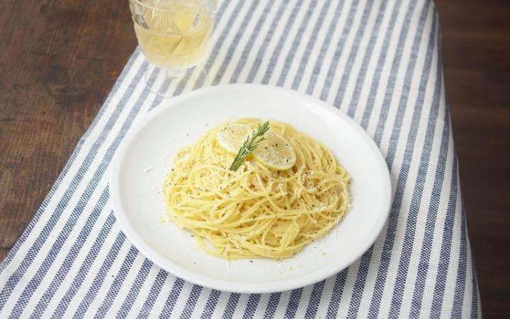 Lemon Ricotta Pasta, Who Brought Pasta to Italy - The Proud Italian