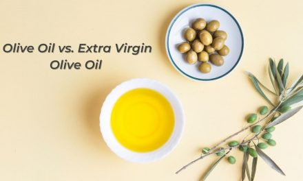 Olive Oil vs. Extra Virgin Olive Oil