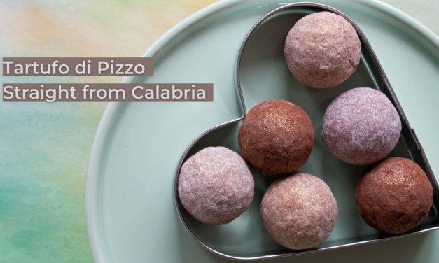 Tartufo di Pizzo Straight from Calabria