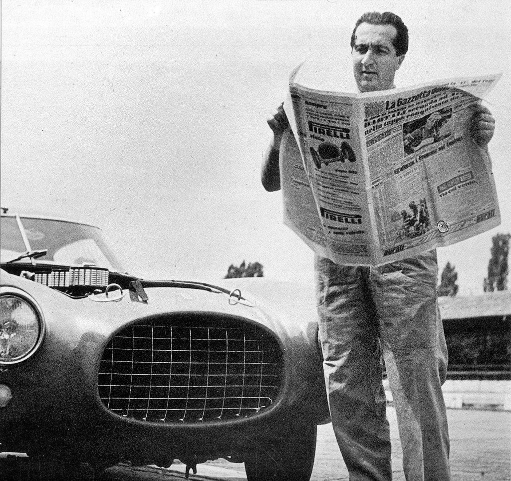 1952 Ferrari 250 MM Alberto Ascari, The Italian Grand Prix at a Glance - The Proud Italian