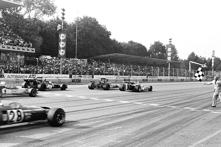 1971 Italian Grand Prix, The Italian Grand Prix at a Glance - The Proud Italian
