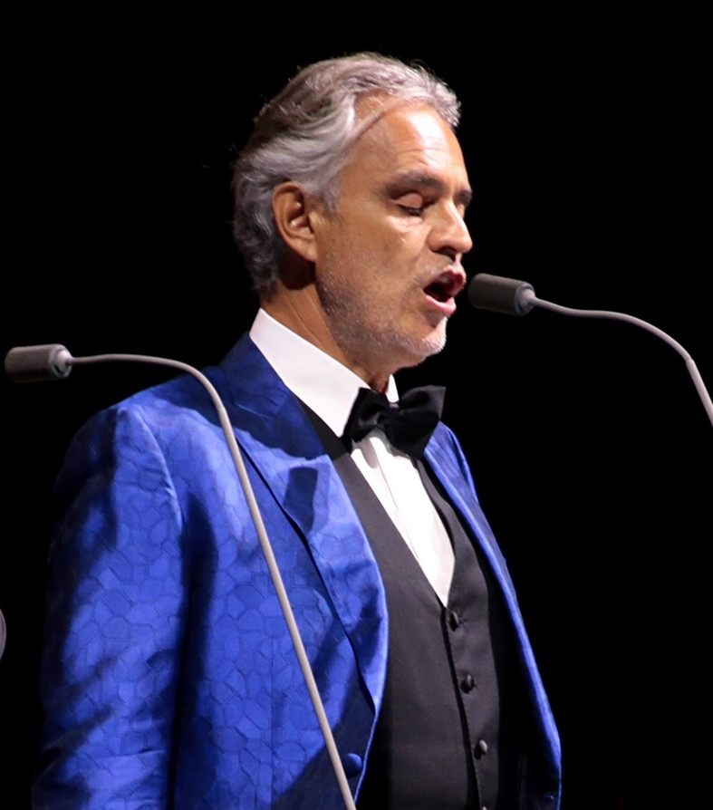 Andrea Bocelli, Italian Music from the Ears to the Soul - The Proud Italian