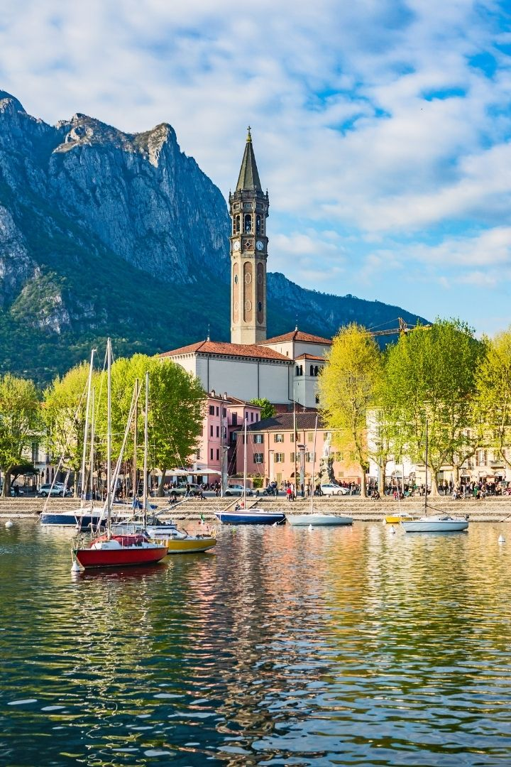 Lecco, Lake Como – A Lombardy Vacation Spot - The Proud Italian