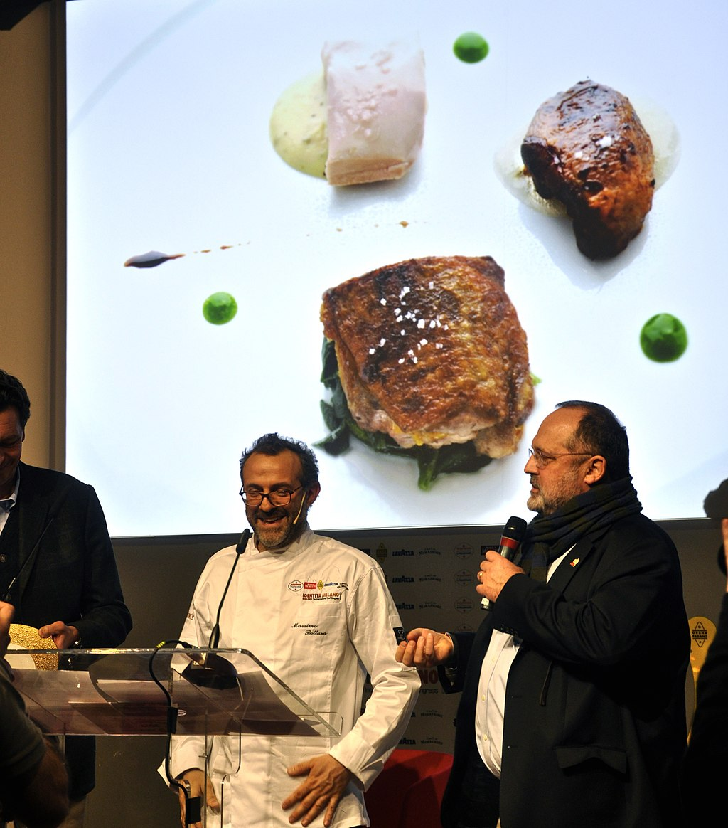 Massimo Bottura, Top-Rated Italian Chefs - The Proud Italian
