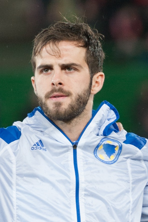 Miralem Pjanic, one of the highest-payed Italian footballers in Italy - The Proud Italian