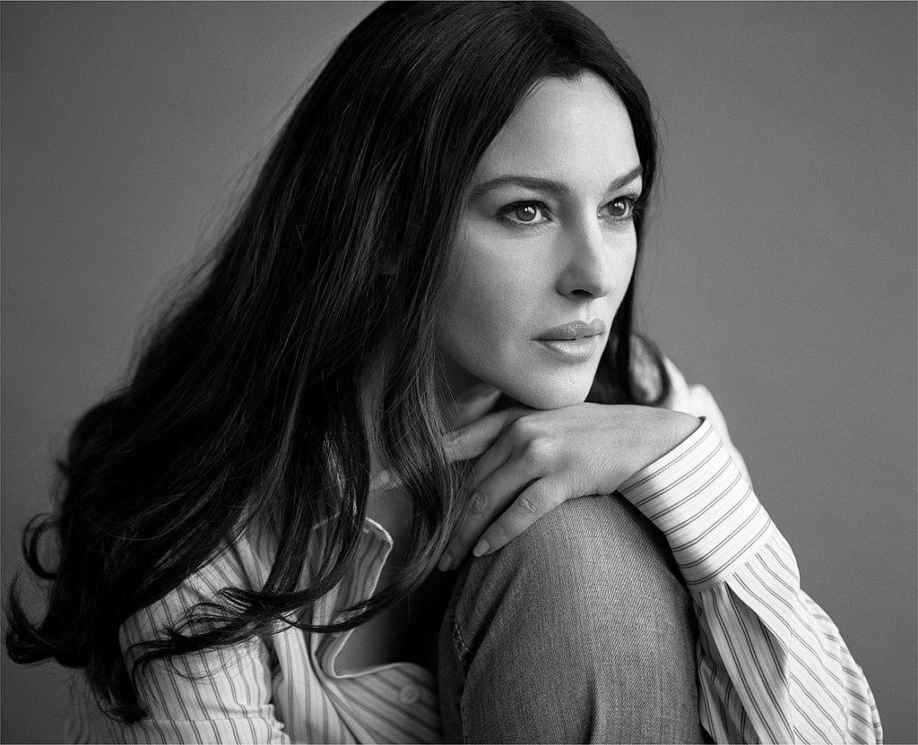 Monica Bellucci, one of the hottest Italian women - The Proud Italian