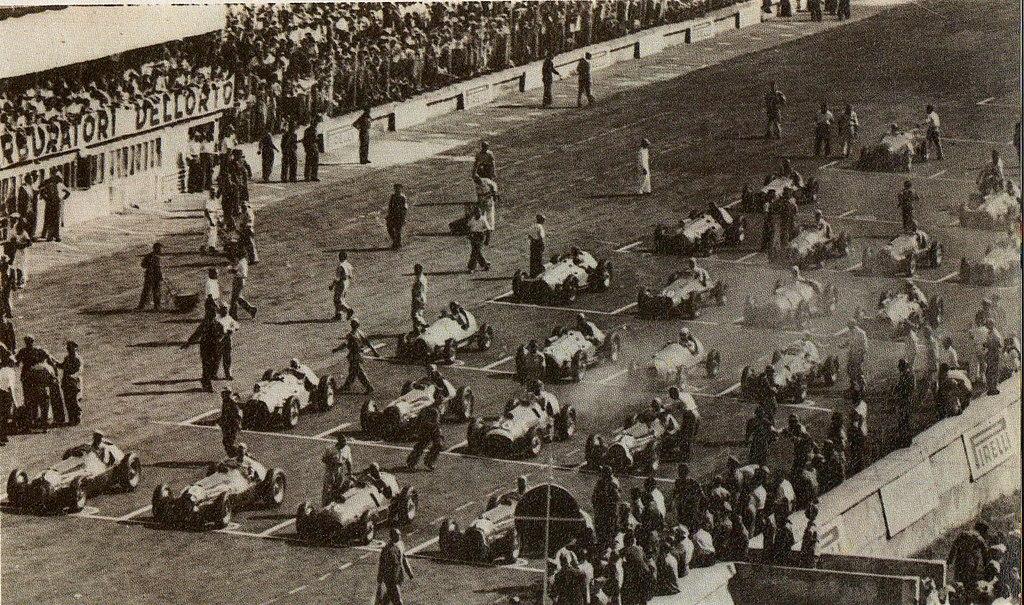 Monza1950, The Italian Grand Prix at a Glance - The Proud Italian