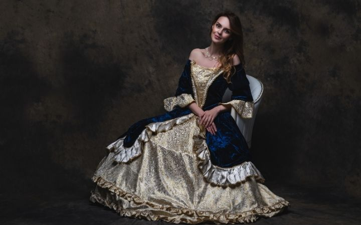Renaissance dress, A Girl's Guide to Italian Fashion - The Proud Italian