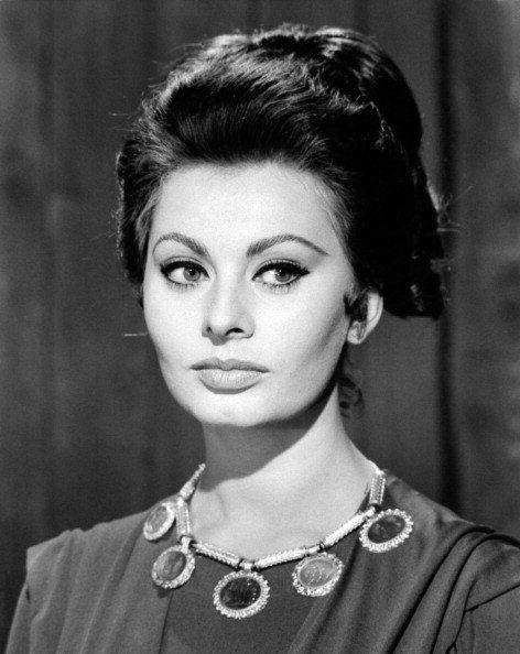 Sophia Loren, one of the hottest Italian women - The Proud Italian