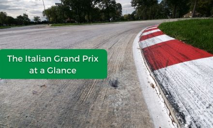 The Italian Grand Prix at a Glance