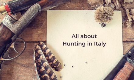 All about Hunting in Italy