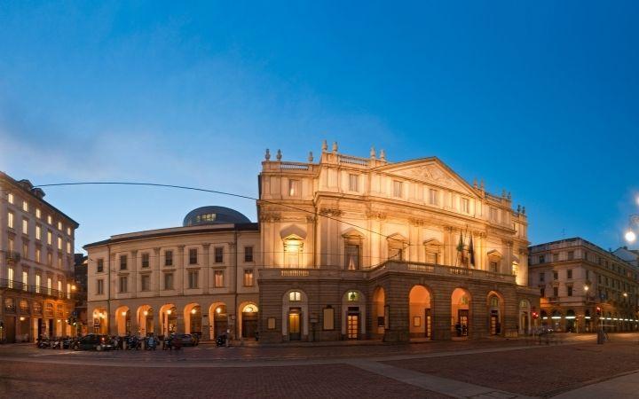La Scala Italian Opera house in Milan - The Proud Italian