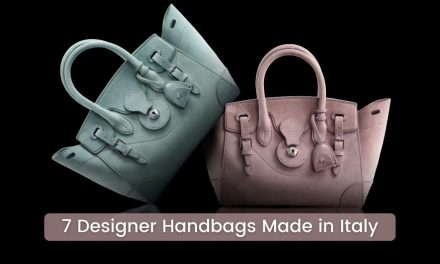 7 Designer Handbags Made in Italy