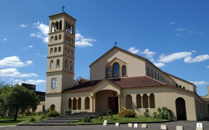 Benedictine convent - The Proud Italian