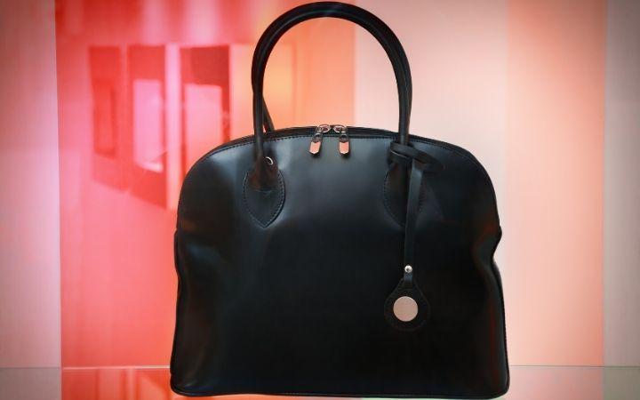 Black designer Italian handbag - The Proud Italian