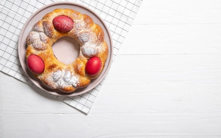 Italian Easter Bread - The Proud Italian