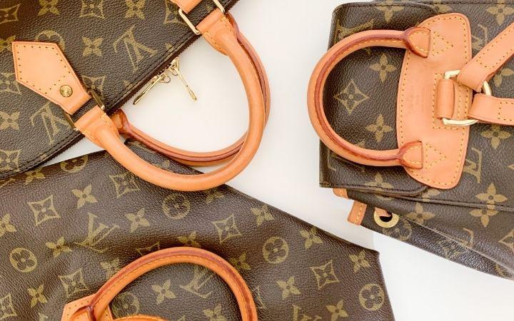 Louis Vuitton Italian handbag - The Proud Italian