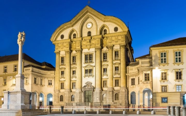 Ursuline Church - The Proud Italian