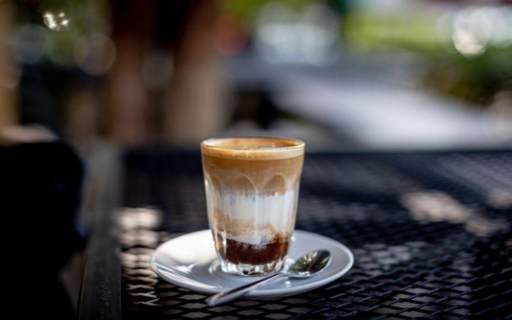 Mocha latte - The Proud Italian