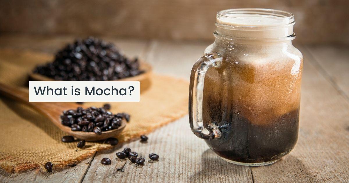 What is Mocha - The Proud Italian