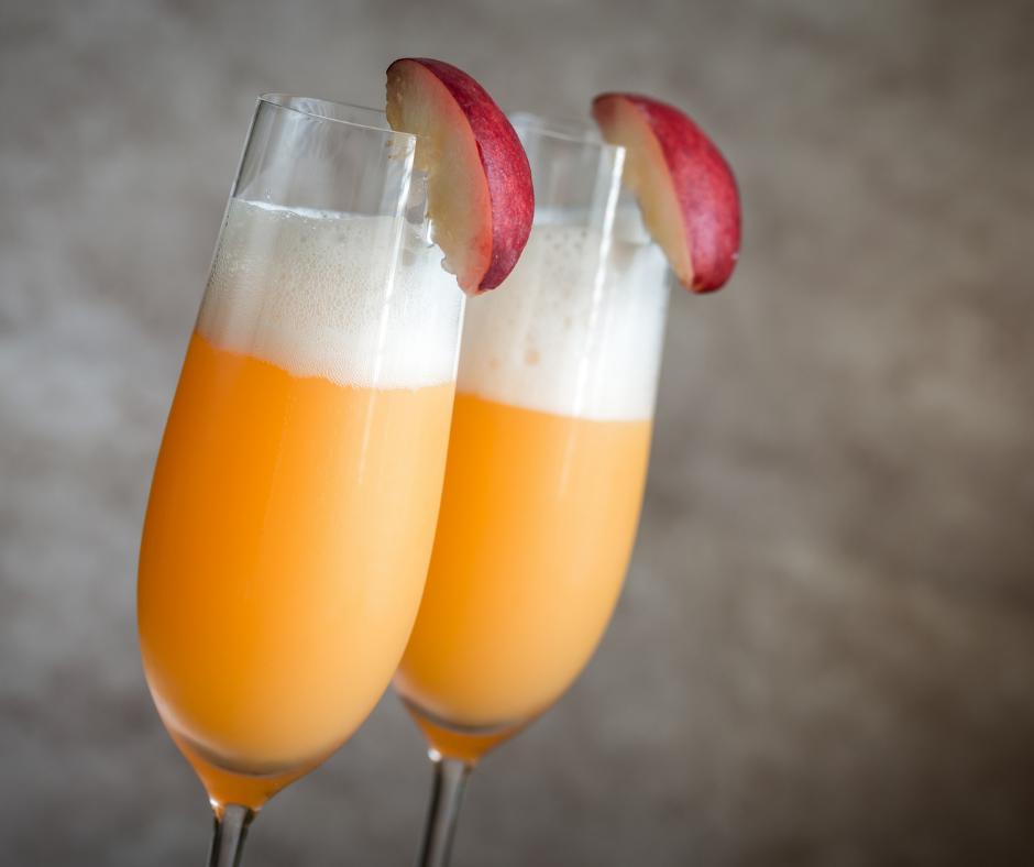 Bellini  cocktail