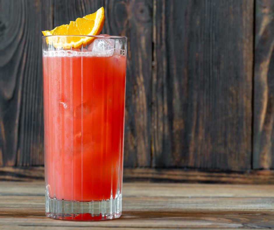 garibaldi cocktail