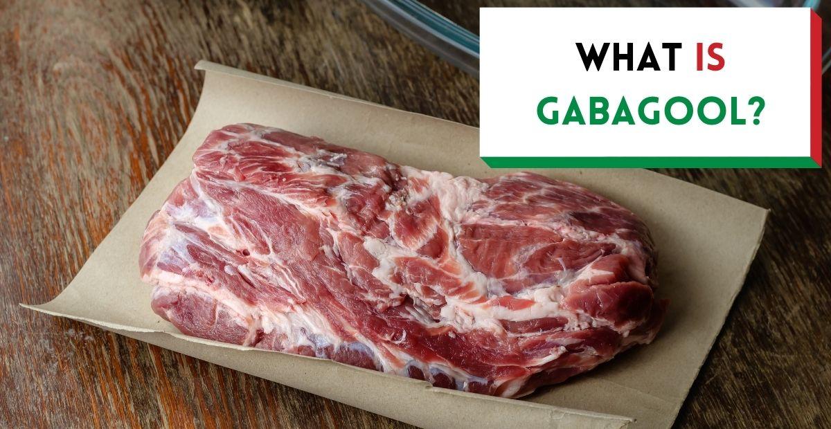 what is gabagool