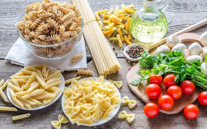 DIY pasta bar
