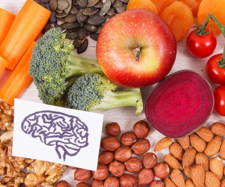 food that aids brain health
